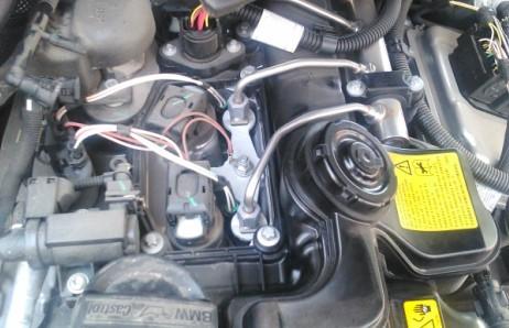 宝马n20 n55发动机油头拆卸工具